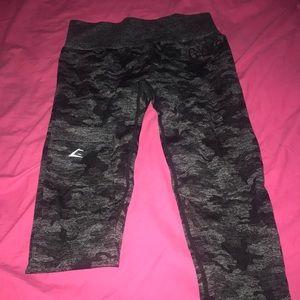 Gymshark Pants - GYMSHARK Camo Leggings
